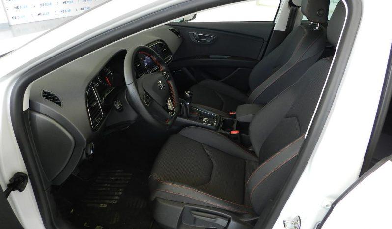 SEAT LEON FR 2.0TDI 150CV. completo