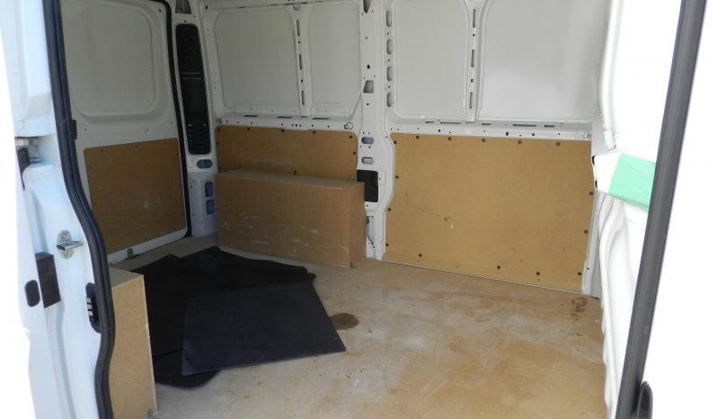 PEUGEOT BOXER FURGON 330 L1 H1 110cv. completo